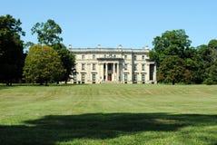 Vanderbilt Zustand-Villa, Hyde Park NY Lizenzfreie Stockfotos