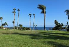 Vanderlip-Park auf Palos Verdes Peninsula, Los Angeles County, Kalifornien Stockfotos