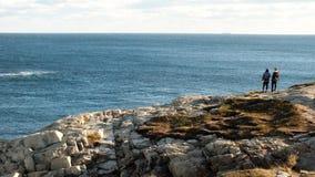 Vandring Nova Scotia Arkivbild