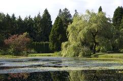 VanDusen Botanical Garden Royalty Free Stock Image