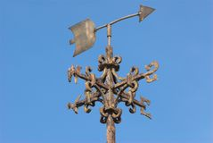 vane καιρός Στοκ εικόνες με δικαίωμα ελεύθερης χρήσης