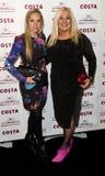 Vanessa and Allegra Feltz Royalty Free Stock Photo