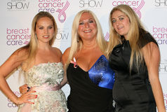 Vanessa Feltz, Fashion Show Royalty Free Stock Photo