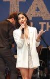 Vanessa Hudgens à 2015 étoiles dans l'allée Photos stock