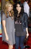 Vanessa Hudgens και Ashley Tisdale Στοκ Φωτογραφία