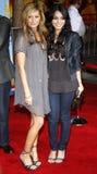 Vanessa Hudgens και Ashley Tisdale Στοκ εικόνες με δικαίωμα ελεύθερης χρήσης