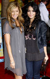 Vanessa Hudgens και Ashley Tisdale Στοκ Εικόνα