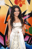 Vanessa Hudgens. High School Musical star Vanessa Hudgens at the 2007 Teen Choice Awards at the Gibson Amphitheatre, Universal City, Hollywood. August 26, 2007 Royalty Free Stock Photo