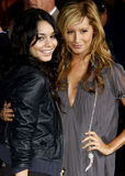 Vanessa Hudgens i Ashley Tisdale Zdjęcia Stock