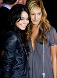 Vanessa Hudgens i Ashley Tisdale Fotografia Stock