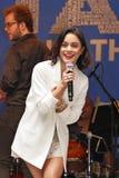 Vanessa Hudgens a 2015 stelle nel vicolo Immagine Stock