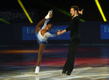 Vanessa JAMES / Morgan CIPRES (FRA) Stock Photos