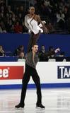 Vanessa JAMES / Morgan CIPRES (FRA) Stock Images