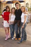 Vanessa Parise, Amanda Detmer, Johnathon Schaech, Brooke Langton Stock Photo