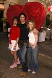 Vanessa Parise, Johnathon Schaech, Amanda Detmer Royalty Free Stock Images