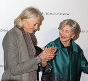 Vanessa Redgrave and Emmanuelle Riva Stock Photo