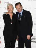 Vanessa Redgrave, Ralph Fiennes Royalty Free Stock Photography