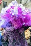 Unique Bonnet Royalty Free Stock Image