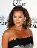 Vanessa Williams. NEW YORK - MAY 11 :  Actress Vanessa Williams attends the New York City Ballet's 2011 Spring Gala at the David H. Koch Theater, Lincoln Center Royalty Free Stock Image