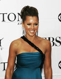 Vanessa Williams. Actress Vanessa Williams arrives on the red carpet at the Radio City Music Hall in New York City for the 61st Annual Tony Awards on June 10 Royalty Free Stock Image