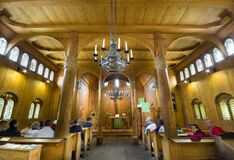 Free Vang Stave Church In Karpacz, Poland Stock Photo - 197426640