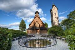 Free Vang Stave Church In Karpacz, Poland Royalty Free Stock Photo - 197427555