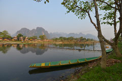 Vang Vieng, Laos Stock Photography