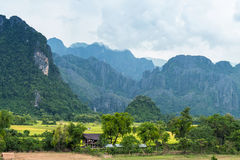 Vang Vieng, Laos. Stock Image