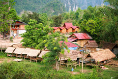 Vang Vieng, Laos Stock Images