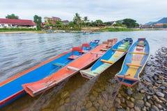 Vang Vieng, Laos Royalty Free Stock Image