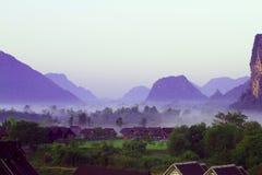 Vang Vieng Stock Photography