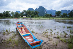 Vang Vieng Stock Photography