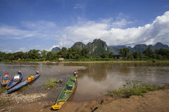 Vang Vieng Stock Images