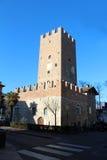 Vanga Tower in Trento, ITALY Stock Photo