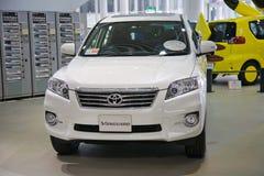 2017 Vanguard. Toyota car. Japan. Vanguard. Toyota car. Japan Exhibition Royalty Free Stock Photos