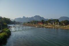 Vangviang Stock Foto