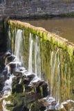 Vanhankaupunginkoski - waterfall on Vantaanjoki River in Old Tow Royalty Free Stock Photography