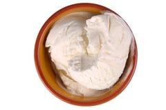 Vanilj Bean Ice Cream Royaltyfria Foton