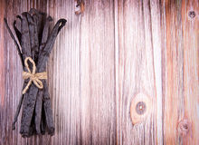 Vaniljfröskidor Royaltyfri Fotografi