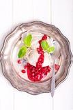 Vaniljglass Royaltyfria Foton