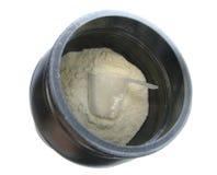 Vaniljprotein arkivfoto