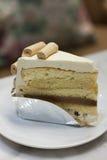 Vanilla Cake Royalty Free Stock Photos