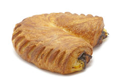 Vanilla croissant Royalty Free Stock Photography