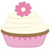 Vanilla Cupcake Royalty Free Stock Photo