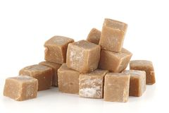Vanilla fudge Stock Photography