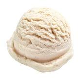 Vanilla ice cream royalty free stock photos