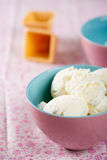 Vanilla icecream Royalty Free Stock Photography