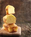 Vanilla Mini loaves stock photos