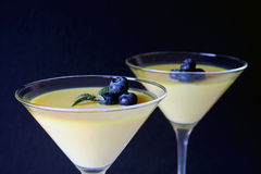 Vanilla Mousse Royalty Free Stock Image