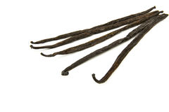 Vanilla pods 2 Royalty Free Stock Photography